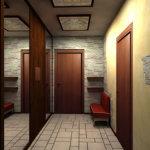 Варианты ремонта коридора