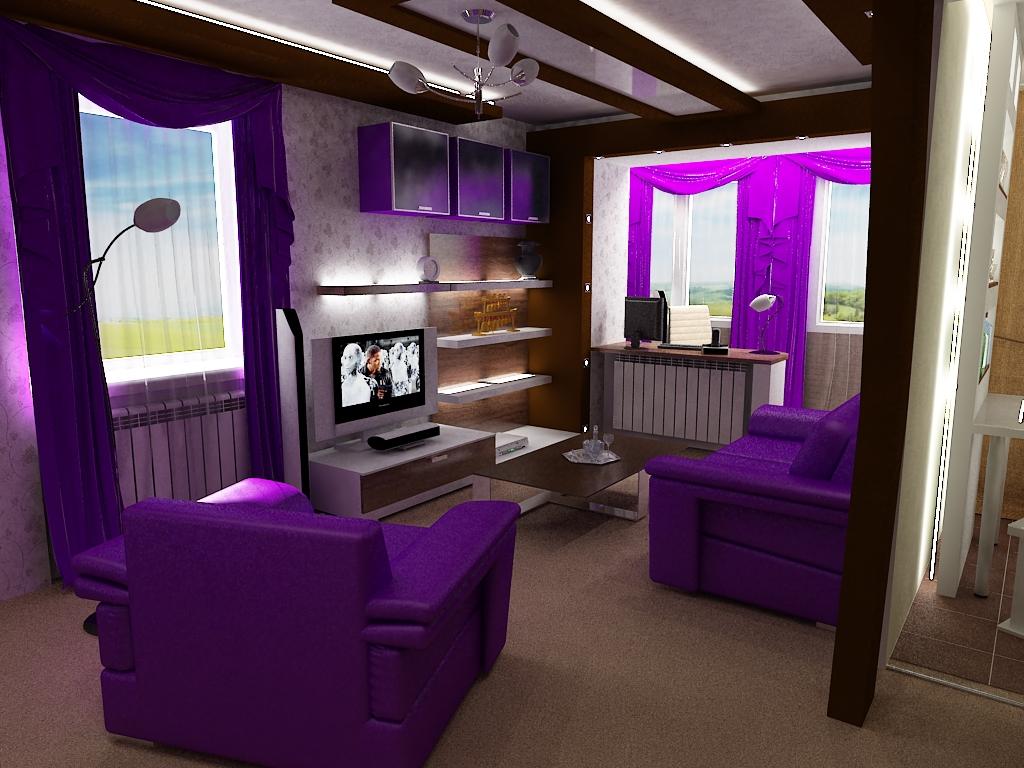 Dizajn doma v stile modern