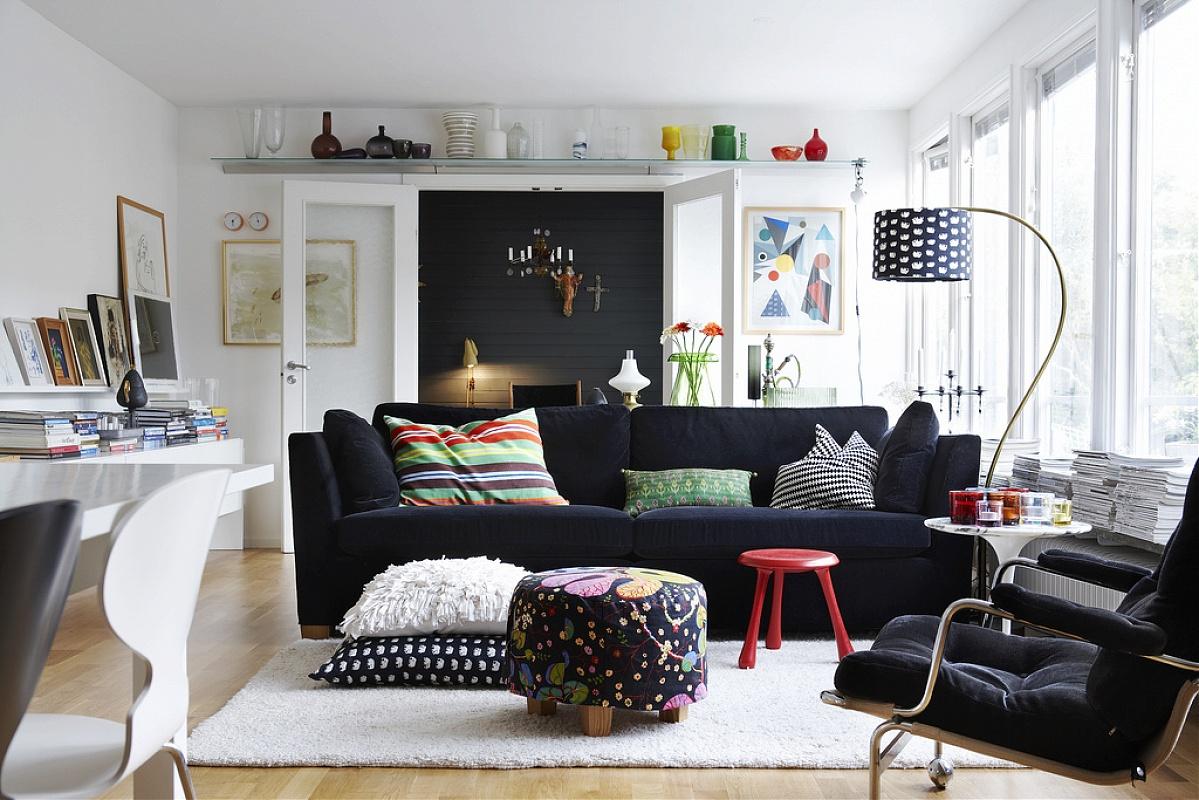 Стиль модерн в дизайне интерьера
