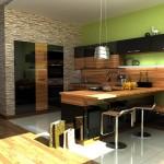 современный дизайн кухни  (34)