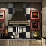 современный дизайн кухни  (55)