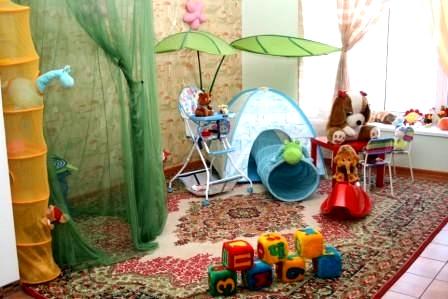 Детский уголок на даче. Идеи оформления