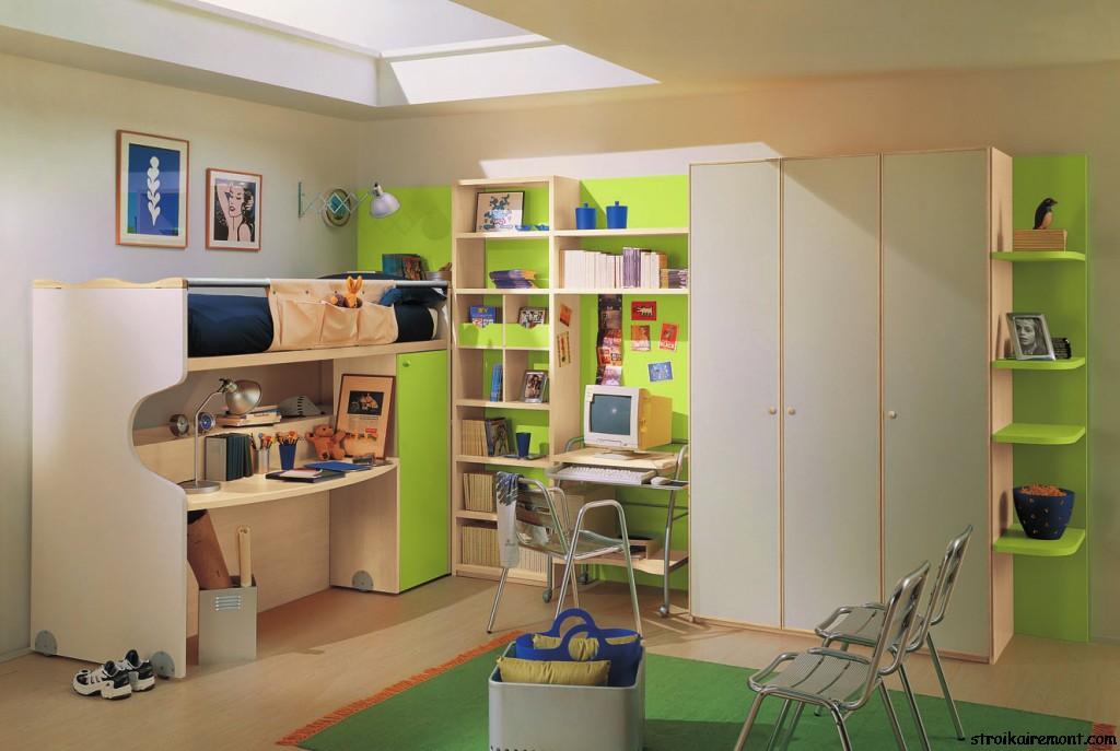 Как выбрать детскую мебель — видео обзор