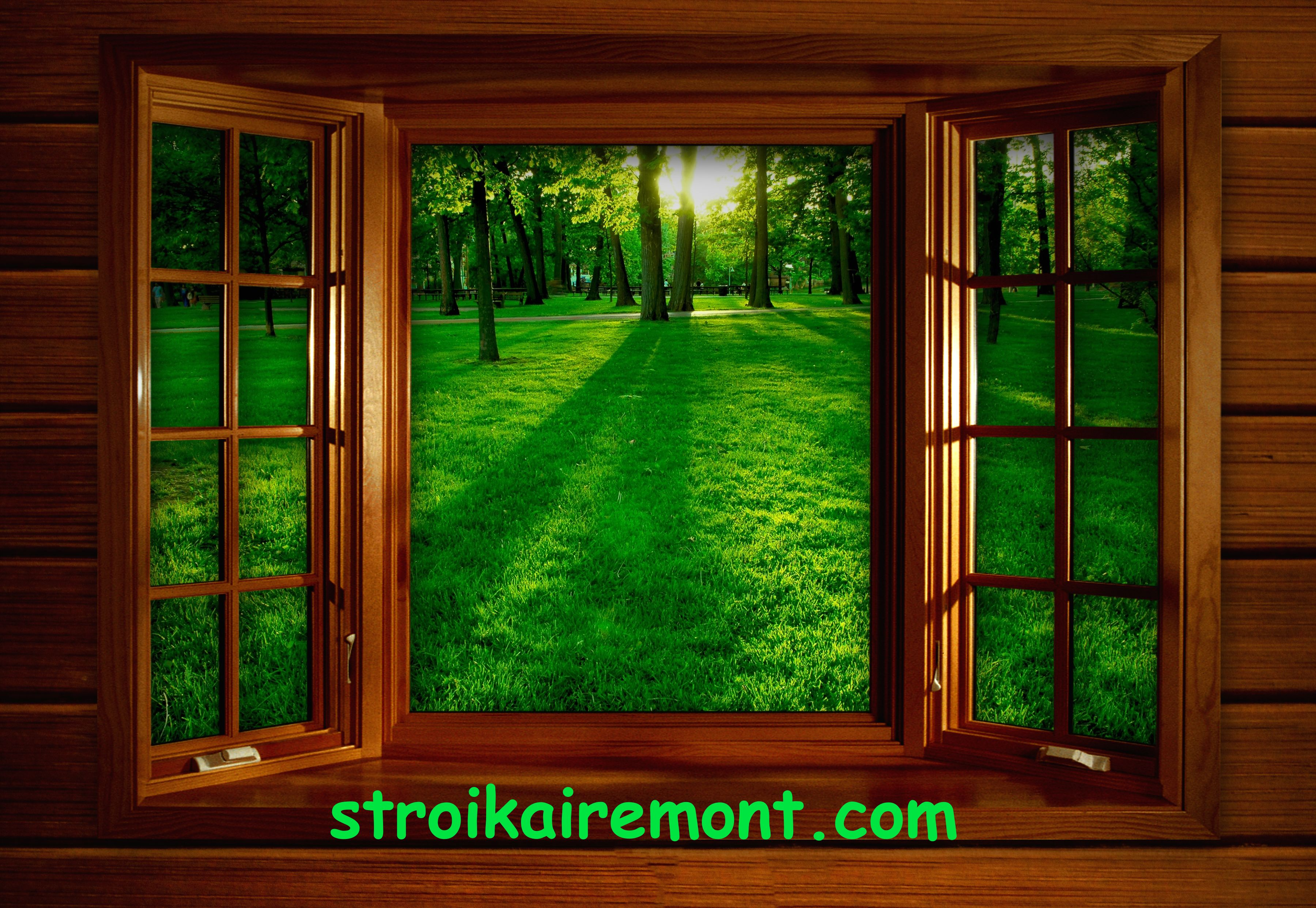 Как выбрать окна для квартиры