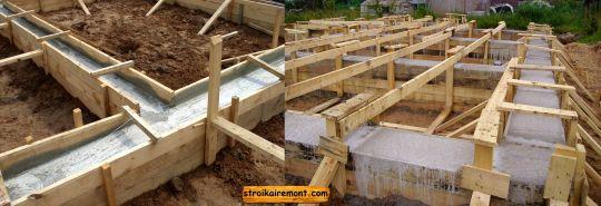 Поэтапное строительство коттеджа