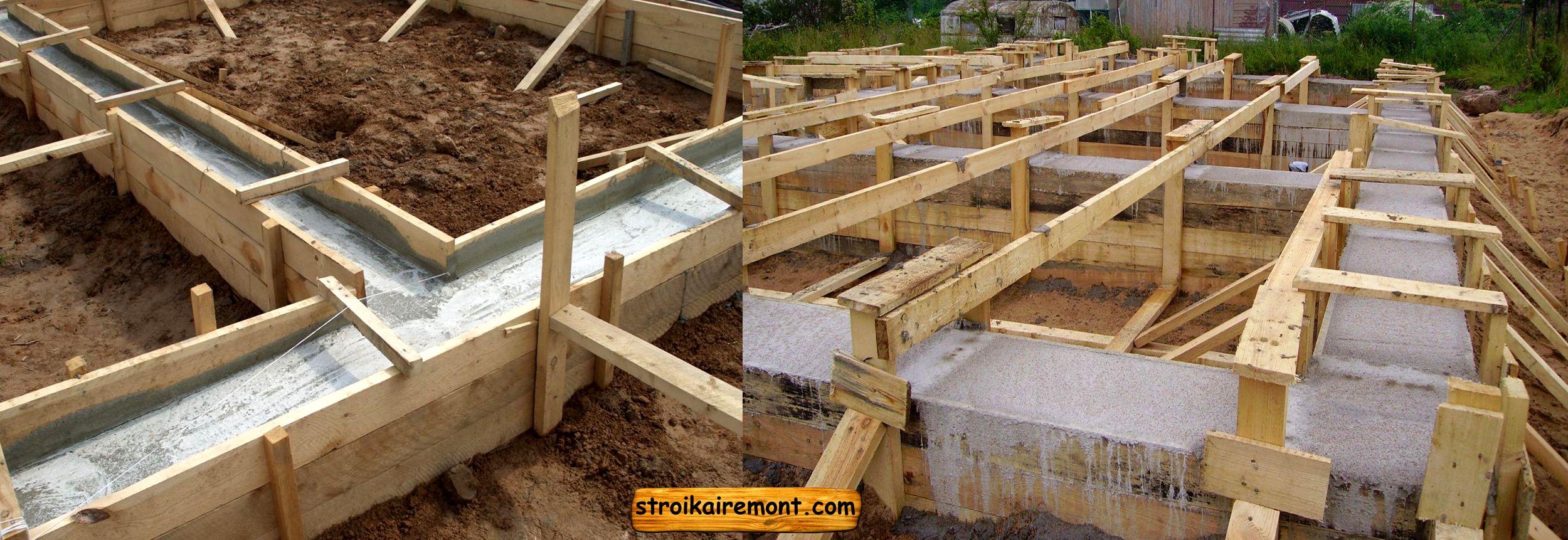Поэтапное строительство дома своими руками из газобетона