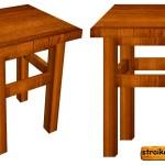 Как сделать деревянный стул своими руками