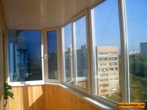 Теплый балкон своими руками