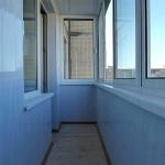 Отделка балкона стеновыми панелями своими руками