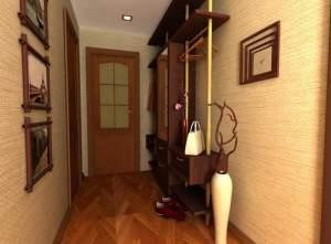 Как сделать ремонт коридора в квартире своими руками