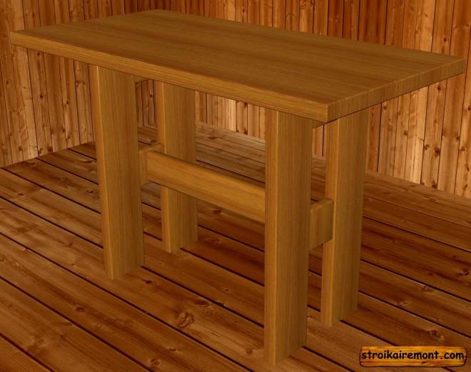 Как сделать стол дома фото 599