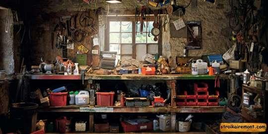 Как делать мебель своими руками рабочее место