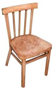 Как обновить деревянный стул своими руками