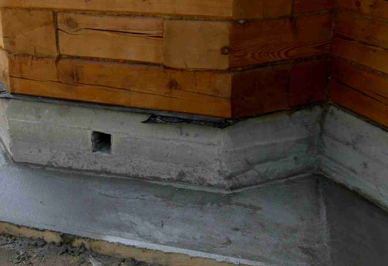 Отмостка — надежная защита фундамента дома