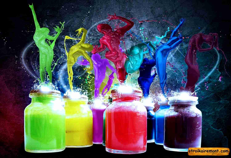 Декор краски для вашего фасада