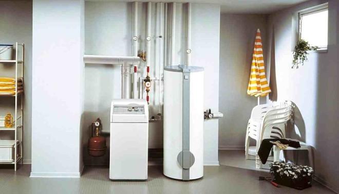 Варианты отопления частного дома газ