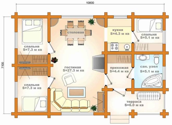 проект для вашего дома