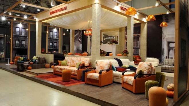 Как купить дешевую мебель выставка