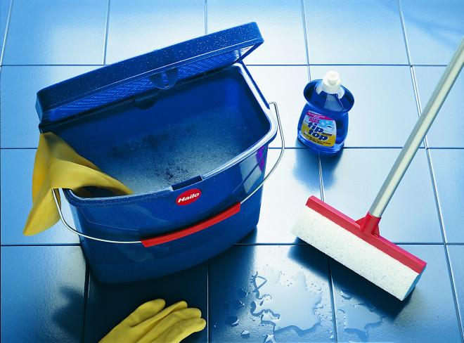 Как убрать квартиру после ремонта уборка