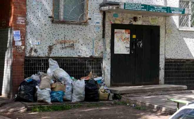 Как убрать квартиру после ремонта мусор
