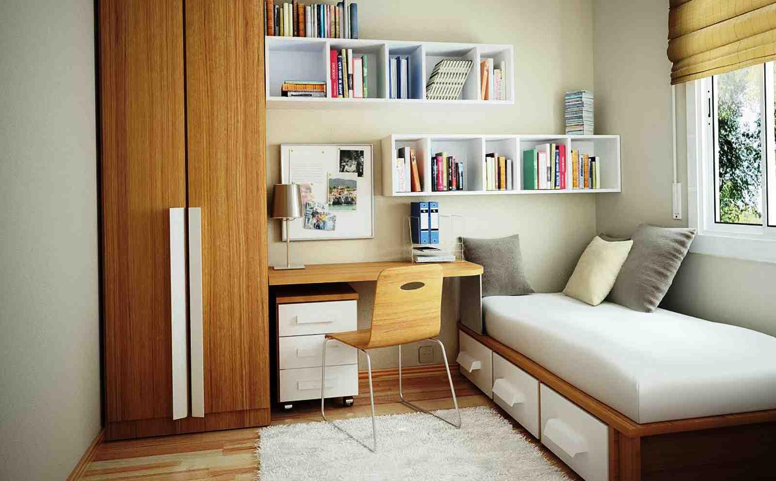 Дизайн в маленькой комнате 3 на 3
