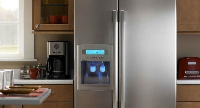 Техника для моей кухни холодильник