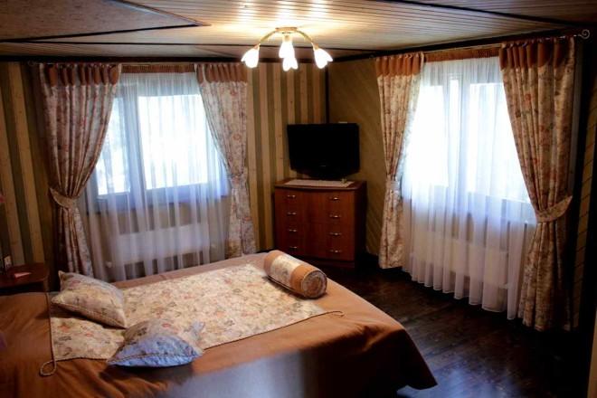 Как мы выбирали шторы в спальню