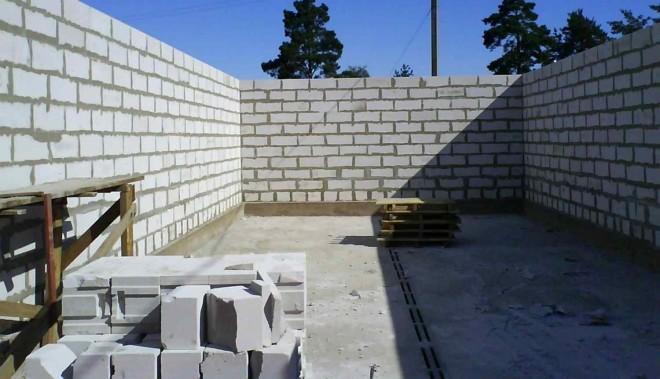 Материалы для сооружения дома