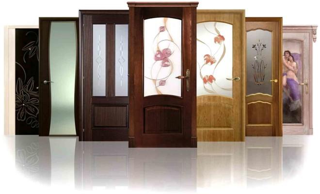 Современные межкомнатные двери