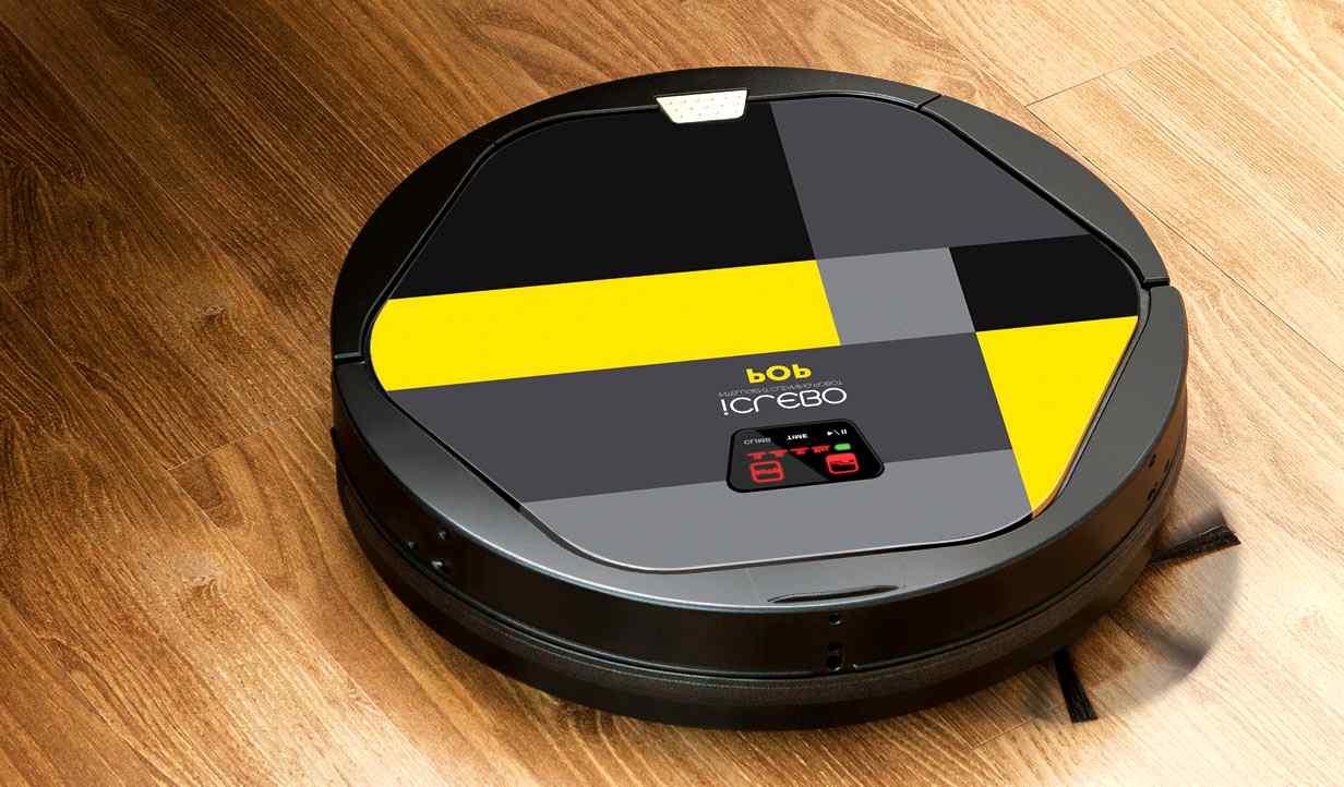 Робот — пылесос