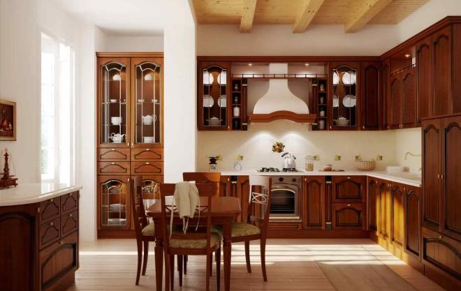Что нужно знать для оформления угловой кухни