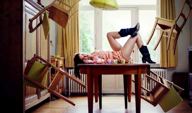 Домашний интерьер для прекрасного настроения