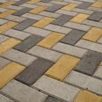 Тротуарная плитка — виды и достоинства