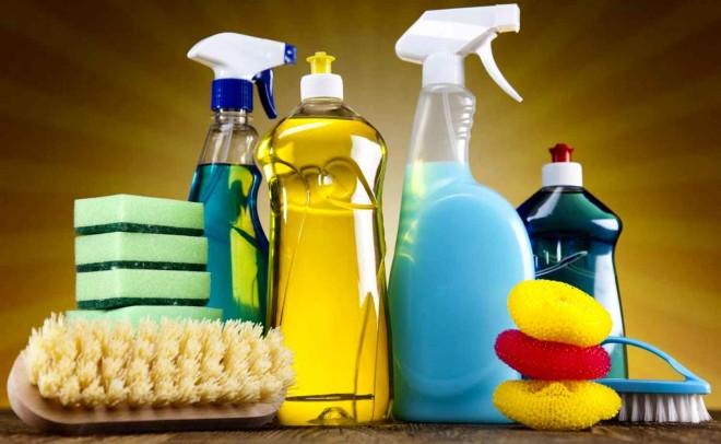 Уборка дома и квартиры