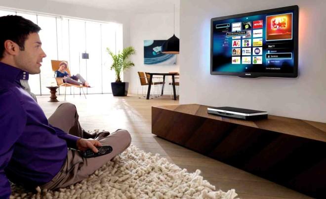 Где установить телевизор в комнате