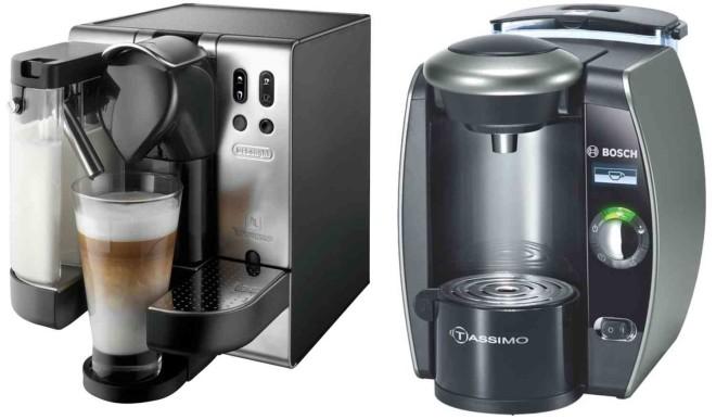 Какую кофемашину выбрать для дома
