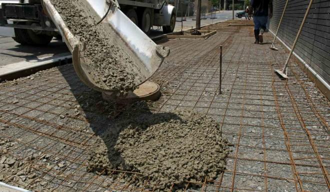 Немного про бетон