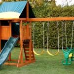 Подбор растений для детских площадок