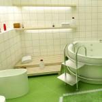 Покрытие для пола ванной комнаты