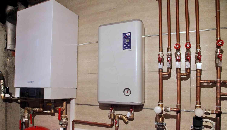 Электрический котёл отопления для дома