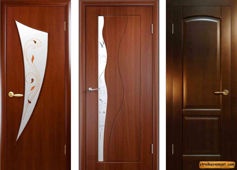 Знакомство с домом начинается с дверей