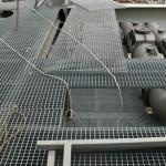 Использование сварного решетчатого настила в строительстве