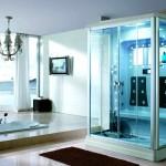 Как выбрать душевую кабину для ванной комнаты