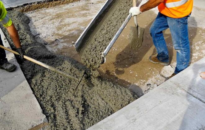 качественный бетон для строительства