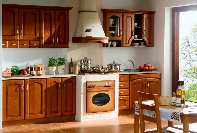 Комфортная кухня