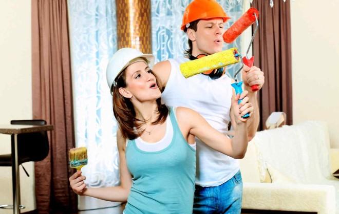 ремонт комнаты самостоятельно