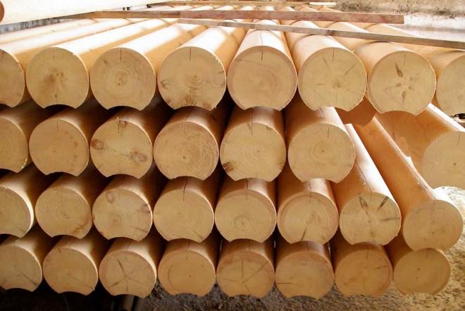 Разновидность бруса для строительства коттеджей