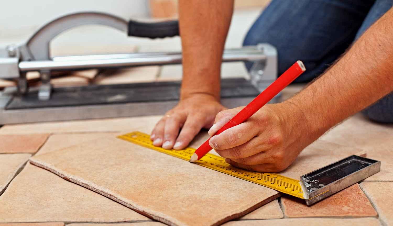 Подготовка пола для укладка плитки на пол своими руками