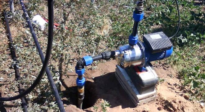 Бурение скважин для водопонижения