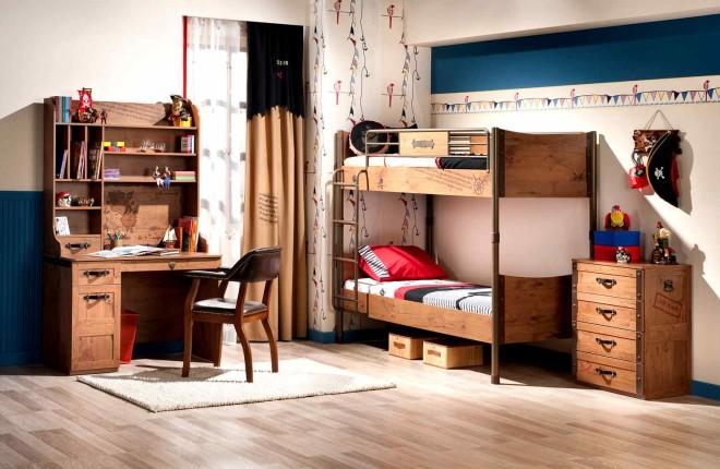 Как выбрать детскую кровать для школьника
